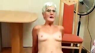 Spirited granny..