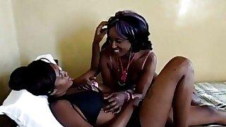 African lesbians..