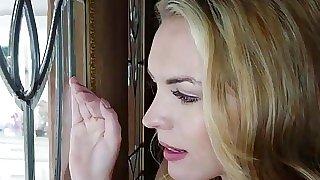 Hot blonde Cosima..