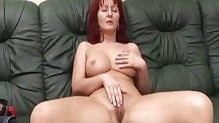 Trampy Redhead Big..