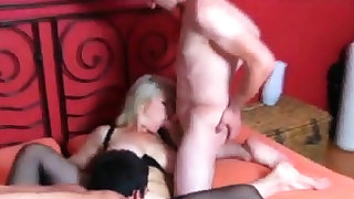 Deutsch Mummy anal..