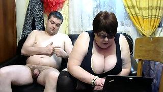 Fat Mature in..