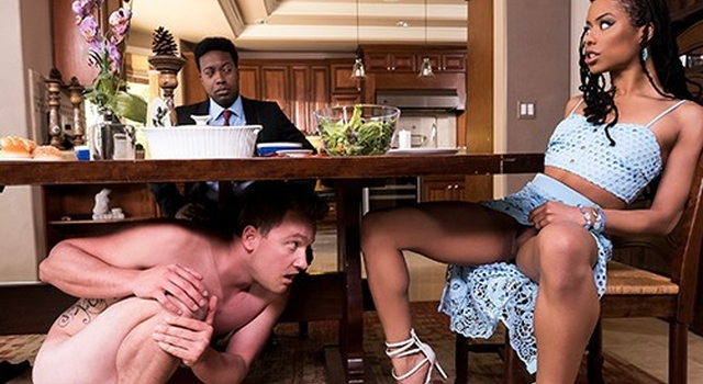 Brazzers - Black housewife..