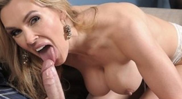 Slutty blonde MILF..
